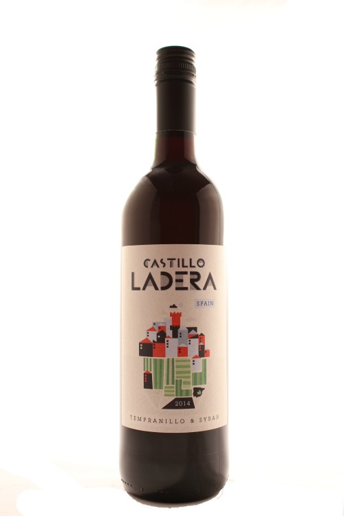 Castillo-Ladera-Tempranillo-Syrah-VdT-La-Mancha-Spain-2014