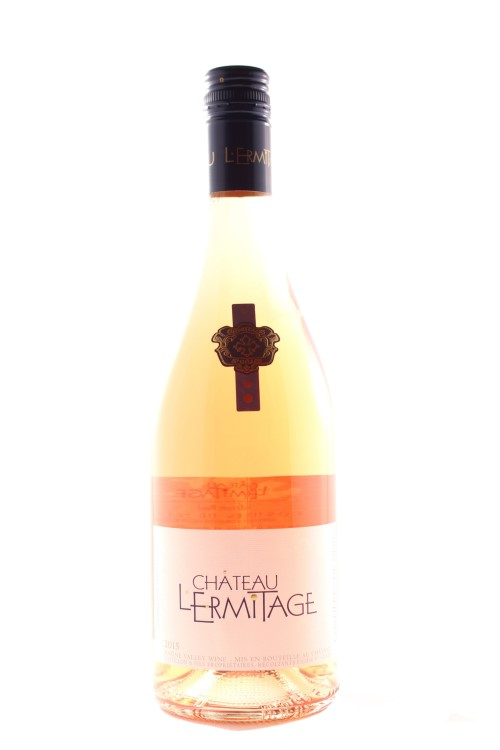 Chateau-LErmitage-Rose-Tradition-Costiere-de-Nimes-France-2015