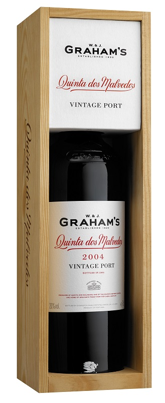 Graham's Malvedos 2004 + Box