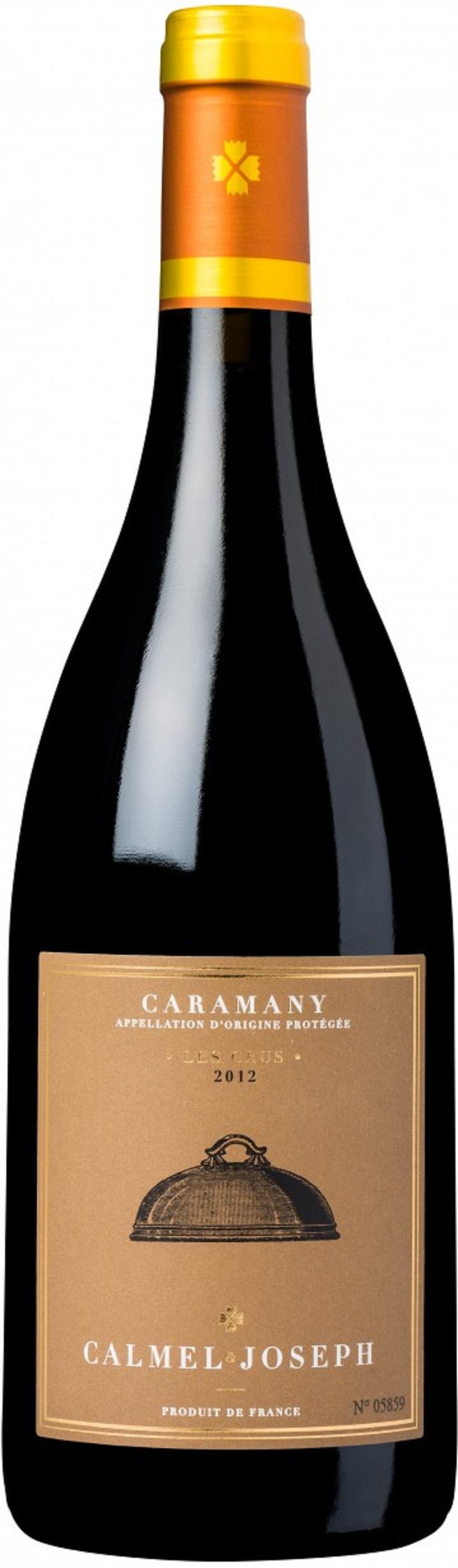 Calmel & Joseph Caramany-2012