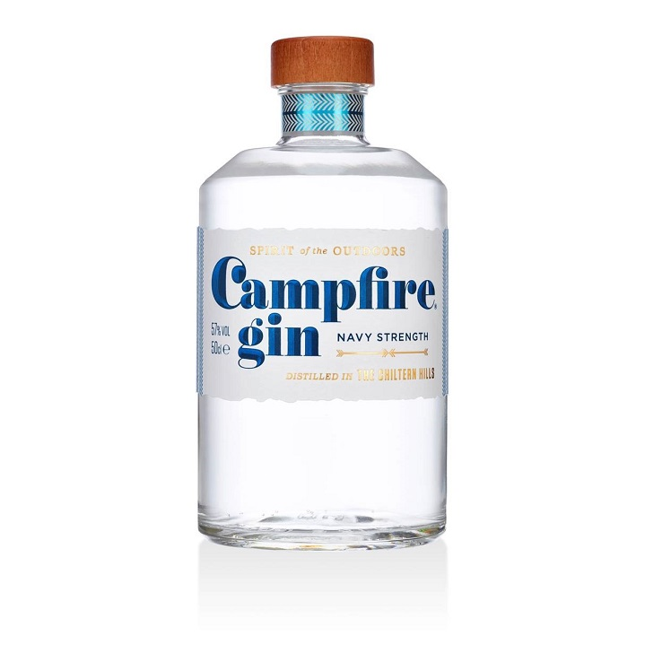 Campfire Gin Navy Strength