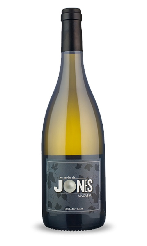 Domaine Jones Les Perles Macabeu