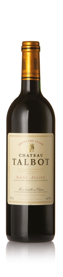 chateau talbot st julien bordeaux