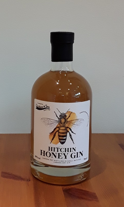 Hitchin Honey Gin