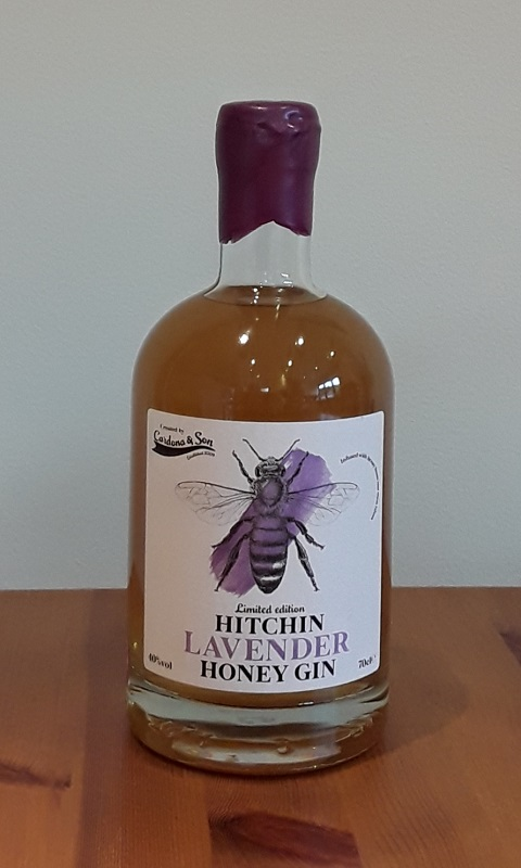 Hitchin Lavendar Honey Gin